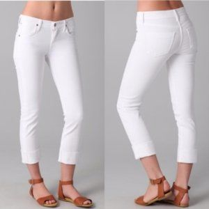 """Citizens Of Humanity """"Dani"""" Cropped Jean Size 26"""